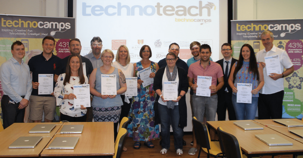 Technoteach Graduation