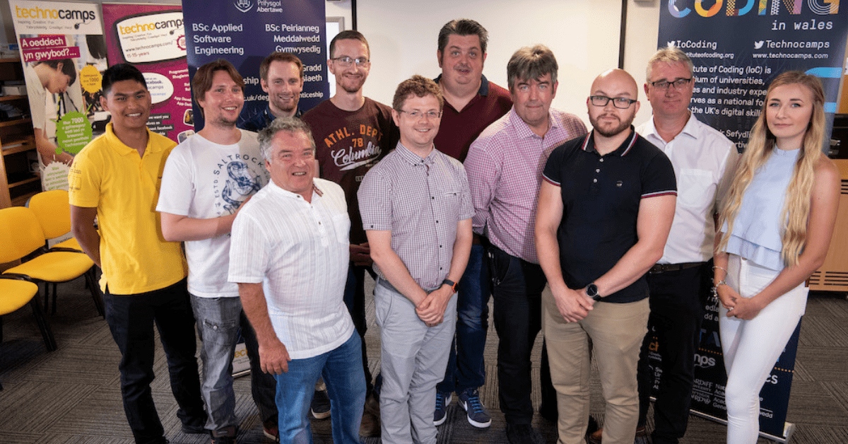 Degree Apprenticeship graduation